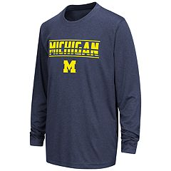 Boys 8-20 Michigan Wolverines Drone Tee