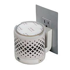Serene House White Outlet Wax Melt Warmer