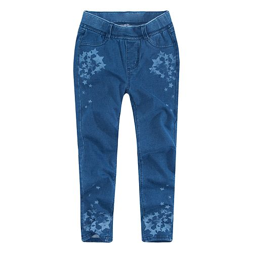 Toddler Girl Levi's® Haley May Star Jeggings