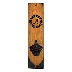 Alabama Crimson Tide Wall-Mounted Bottle Opener