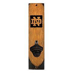 Notre Dame Fighting Irish Wall-Mounted Bottle Opener