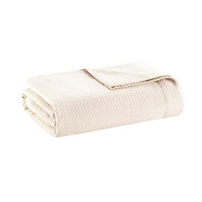 Madison Park Egyptian Cotton Blanket