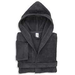 Linum Home Textiles Kid's Hooded Terry Bathrobe