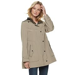 Women's Gallery Button Out A-Line Jacket