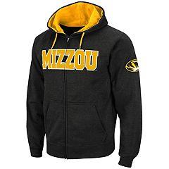 Men's Missouri Tigers Full-Zip Fleece Hoodie
