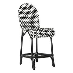 Safavieh Shea Indoor / Outdoor Wicker Counter Stool
