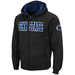 Men's Penn State Nittany Lions Full-Zip Fleece Hoodie