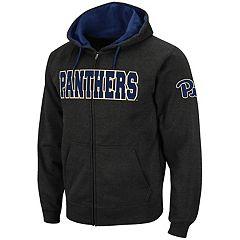 Men's Pitt Panthers Full-Zip Fleece Hoodie