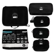 Rockland 6-Piece SmartPack Packing Cubes