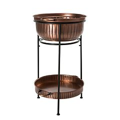 Safavieh Naka Indoor / Outdoor Beverage Tub & Stand 3-piece Set