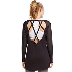 Women's Danskin Strappy Back Tunic