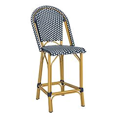 Safavieh Gresley Indoor / Outdoor Stacking Bistro Counter Stool