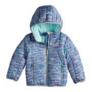 Toddler Girl ZeroXposur Rita Marled Midweight Jacket