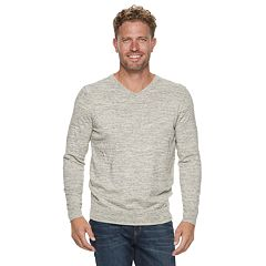 Men's SONOMA Goods for Life™ Modern-Fit Supersoft V-Neck Sweater