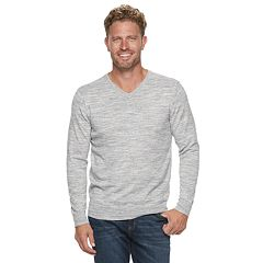 Men's SONOMA Goods for Life™ Modern-Fit Supersoft V-Neck Sweater