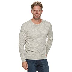 Men's SONOMA Goods for Life™ Modern-Fit Supersoft Crewneck Sweater