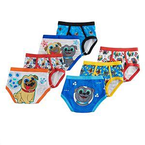 Toddler Boy Puppy Dog Pals 7-pack Briefs