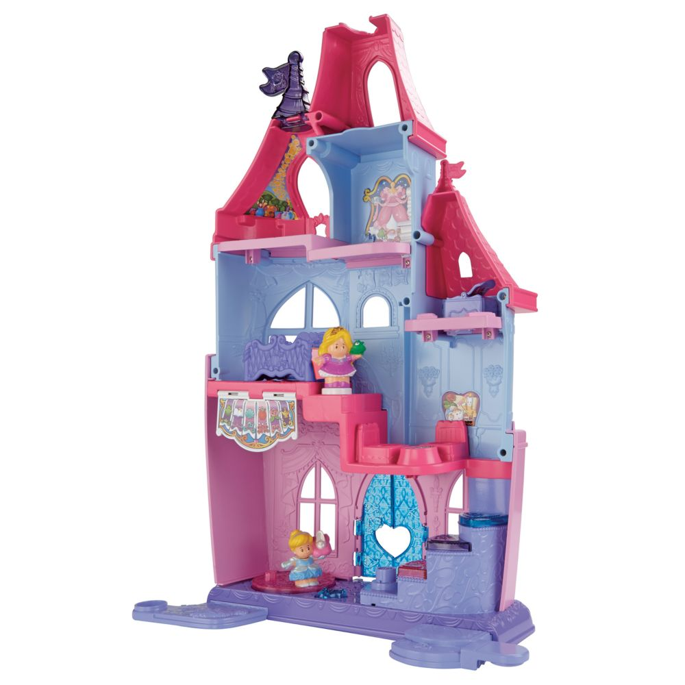 Disney Princess Little People Magical Wand Palace By Fisher Price