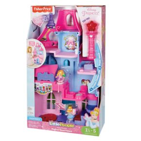 Disney Princess Little People Magical Wand Palace by Fisher-Price