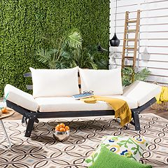 Safavieh Tandra Indoor / Outdoor Contemporary Daybed