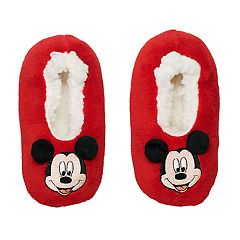Disney's Mickey Mouse Toddler Boy 3D Slipper Socks
