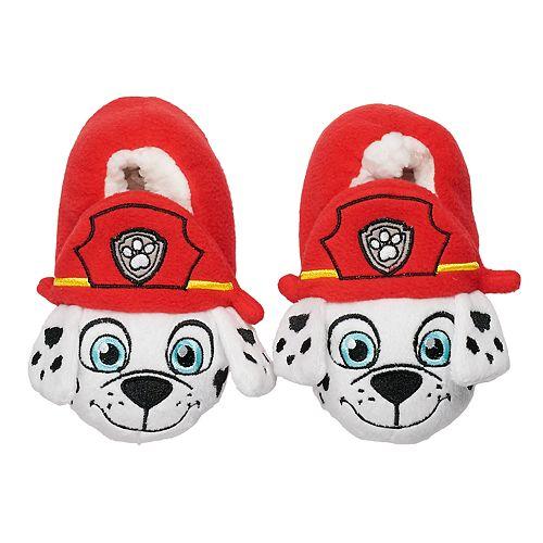 3f3e03296 Toddler Boy Paw Patrol Marshall 3D Slipper Socks