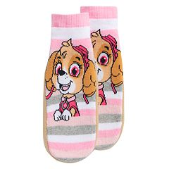 Toddler Girl Paw Patrol Skye Slipper Socks