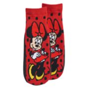 Disney's Minnie Mouse Toddler Girl Slipper Socks