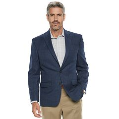 Men's Chaps Slim-Fit Patterned Stretch Sport Coat