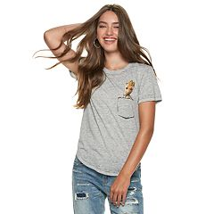 Marvel Guardians of the Galaxy Juniors' Groot Pocket Tee