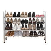 Simplify 4-Tier Expandable Shoe Rack