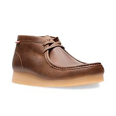 Clarks Stinson Men's Leather Chukka Boots