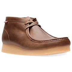 Clarks Stinson Hi Men's Wallabee Boots