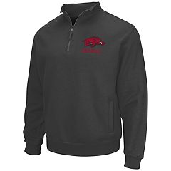 Men's Arkansas Razorbacks Fleece Pullover