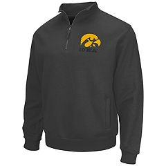 Men's Iowa Hawkeyes Fleece Pullover