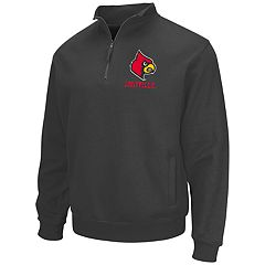 Men's Louisville Cardinals Fleece Pullover