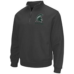 Men's Michigan State Spartans Fleece Pullover