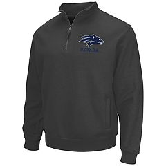 Men's Nevada Wolf Pack Fleece Pullover