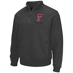 Men's Texas Tech Red Raiders Fleece Pullover