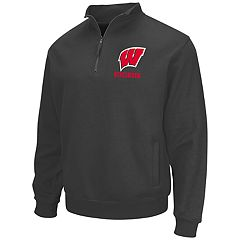 Men's Wisconsin Badgers Fleece Pullover