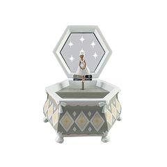 Disney's The Nutcracker and the Four Realms Ballerina Music Box Christmas Table Decor