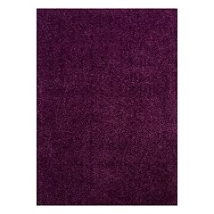 United Weavers Columbia Verbena Solid Shag Rug