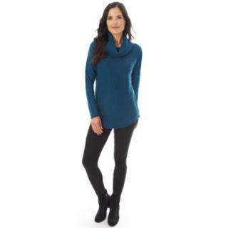 Women's Apt. 9® Cowlneck Tunic Sweater