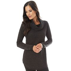 Women's Apt. 9® Cowlneck Tunic Sweater