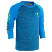 Toddler Boy Under Armour Twist Active Raglan Top