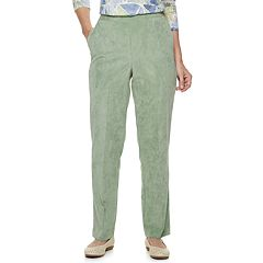Petite Alfred Dunner Studio Pull-On Corduroy Pants