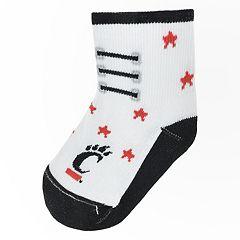 Baby Mojo Cincinnati Bearcats Game Socks