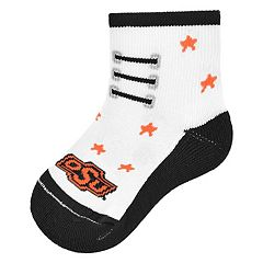 Baby Mojo Oklahoma State Cowboys Game Socks