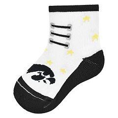 Baby Mojo Iowa Hawkeyes Game Socks
