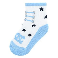 Baby Mojo North Carolina Tar Heels Game Socks